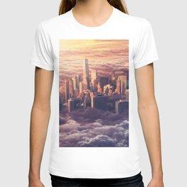 New York: Through The Roof T-shirt