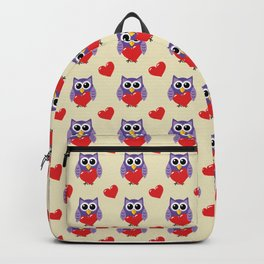 An Owly Love Backpack