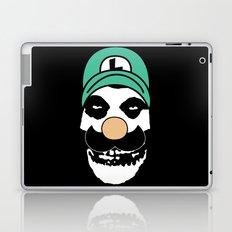 Misfit Luigi Laptop & iPad Skin