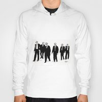 reservoir dogs Hoodies featuring Reservoir Dogs. by AmyLianneMuir