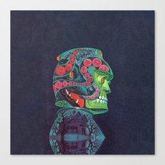 City Acid Canvas Print