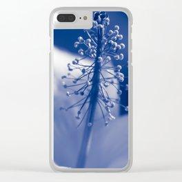 Enchanting Moments - Pua Aloalo - Koki'o Ke'oke'o - Hibiscus Arnottianus - Hawaiian White Hibiscus Clear iPhone Case