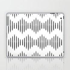 Black and White Pattern II Laptop & iPad Skin