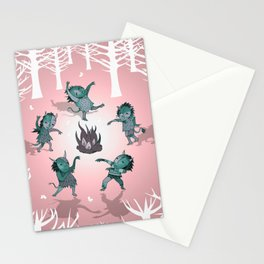Little Monster Mashers Stationery Cards