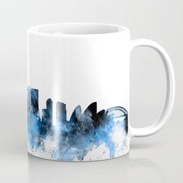 Sydney Australia Skyline Coffee Mug