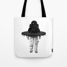 Through the Black Hole Tote Bag