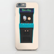 Rick and Morty iPhone 6 Slim Case