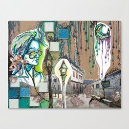 Macau Nights Canvas Print
