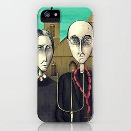 Terra de Condá iPhone Case