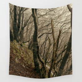 ENCHANTED FOREST / 02 Wall Tapestry