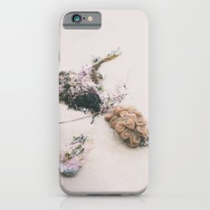 Pink Seaweed iPhone 6 Slim Case