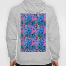 Coral Collection in Navy Hoody