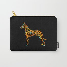 Great Dane Art Carry-All Pouch