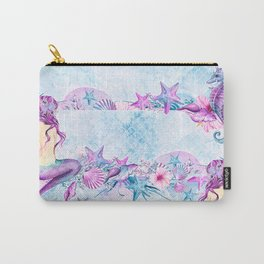 Enchanted Ocean #2 Carry-All Pouch