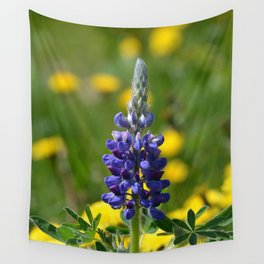 Stand-Alone Wall Tapestry