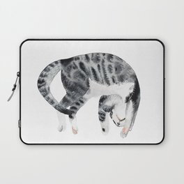 Yoga cat Laptop Sleeve