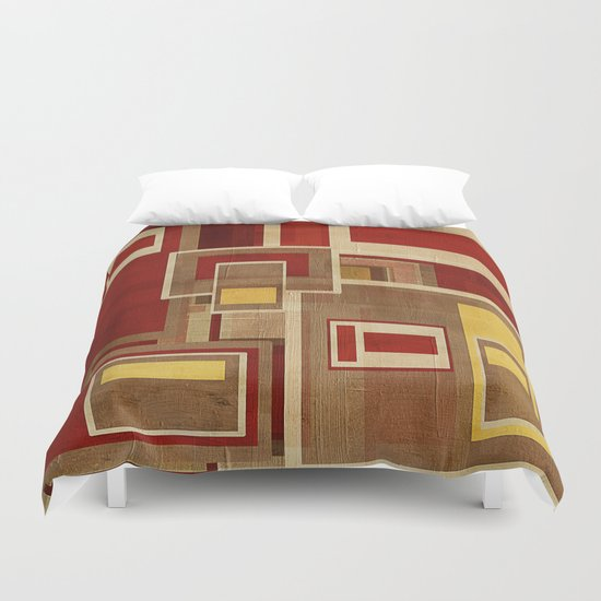 Textures/Abstract 93 Duvet Cover