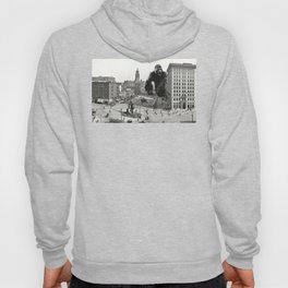 King Kong in Detroit 1907 Hoody