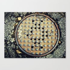 From The Streets Canvas Print