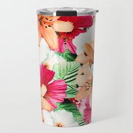 Flowers Potpourri two Travel Mug