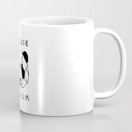 I Cause Panda-monium Coffee Mug