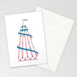 Helter Skelter Stationery Cards