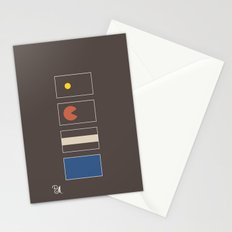 Colorado State Flag Deconstructed Stationery Cards