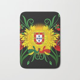 Galo de Barcelos, Portugal Bath Mat