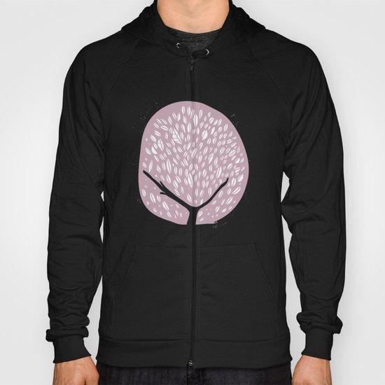 Tree of life - lilac Hoody