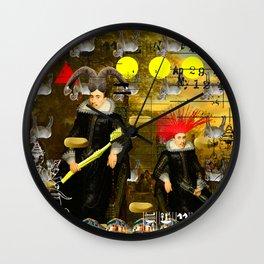 THE FIXER-UPPERS I Wall Clock