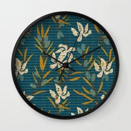 KALI OLIVE Wall Clock