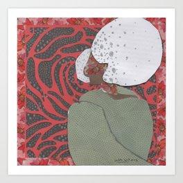 Spores Art Print