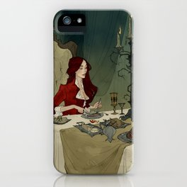 The Guest iPhone Case