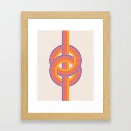 Boca Links Framed Art Print