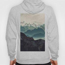 Shades of Mountain Hoody
