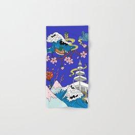 Dreamscape Hand & Bath Towel