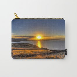 A Titicaca Sunset Carry-All Pouch
