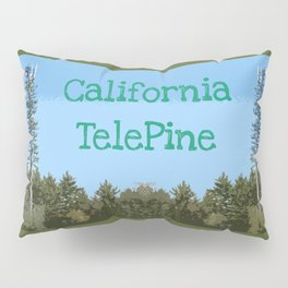 California TelePine Pillow Sham