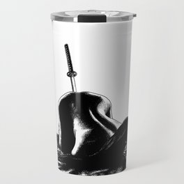 asc 485 - La fleur tranchée (As sharp as a razor) Travel Mug