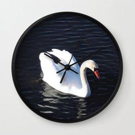 Silent Beauty Wall Clock