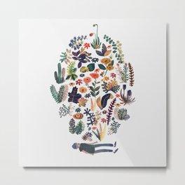nature guardian Metal Print
