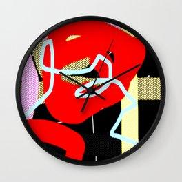 EliB Novembre 2 Wall Clock