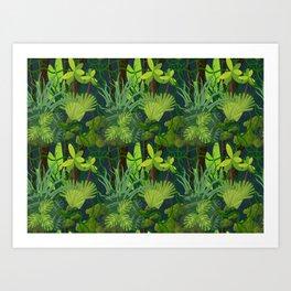 Endless Jungle Art Print