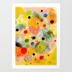 Youth Energy Art Print