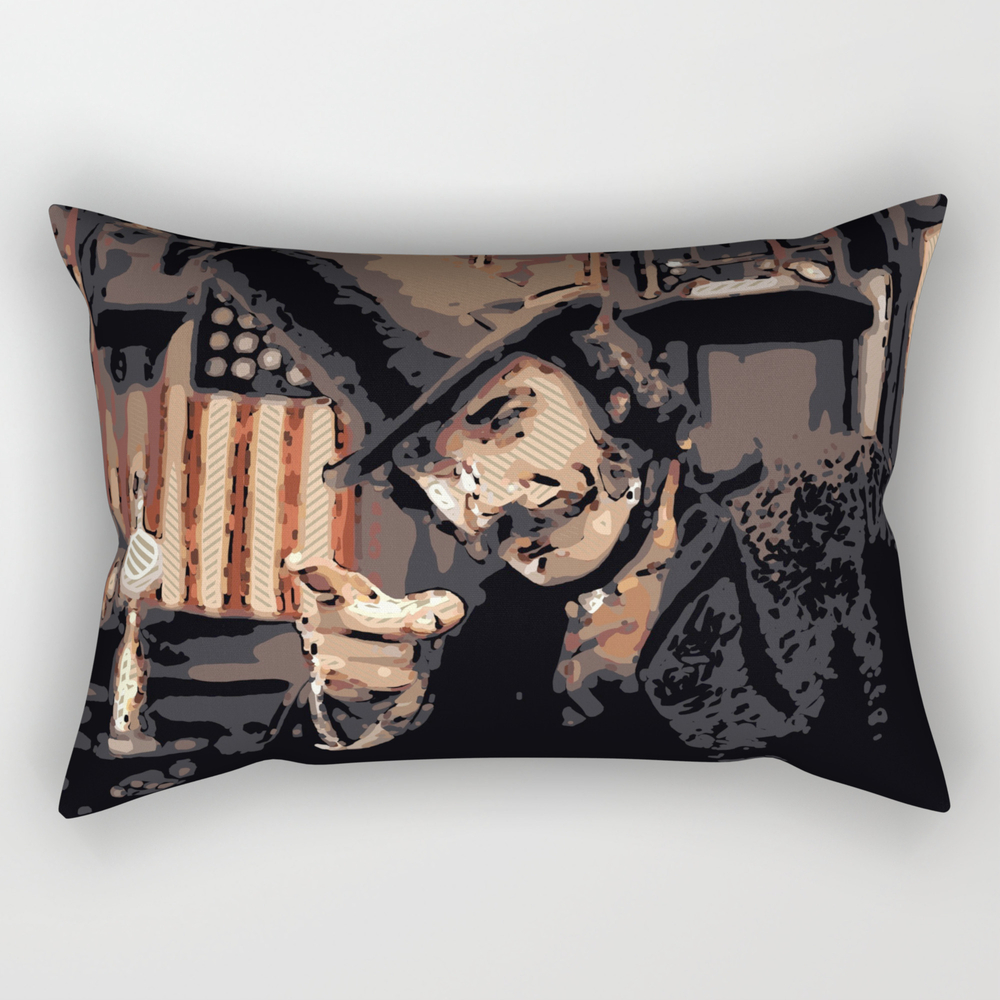Gangs Of New York Rectangular Pillow RPW7771410