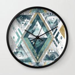 Eyesosceles Wall Clock