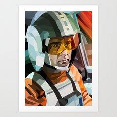 SW#09 Art Print