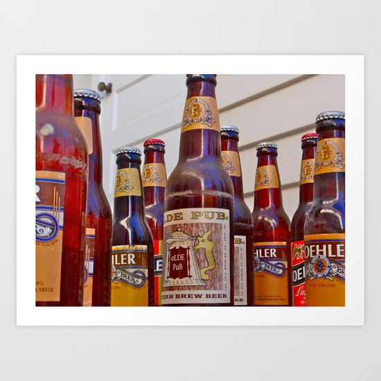 What the World Needs Now...is Beer! Art Print