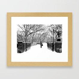 Trees #4 Framed Art Print