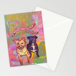 Bestie + Palette Stationery Cards